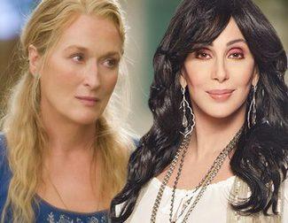 'Mamma Mia! Here we go again' ficha a Cher, que ya es la diva máxima en el rodaje