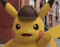 ¿Hugh Jackman o Dwayne Johnson, voz de Pikachu en 'Detective Pikachu'?