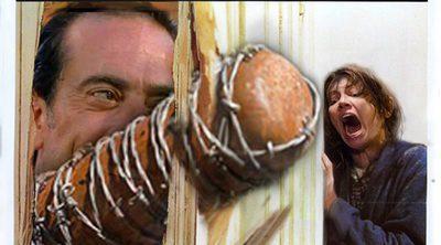 Mira estos geniales pósters de películas míticas a lo 'The Walking Dead'