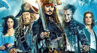 Unboxing de la edición steelbook de 'Piratas del Caribe 5'
