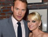 Anna Faris habla sobre cómo se enfrentó a los rumores de Chris Pratt y Jennifer Lawrence