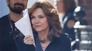 Primer vistazo de Michelle Pfeiffer en el rodaje de 'Ant-Man y la Avispa'