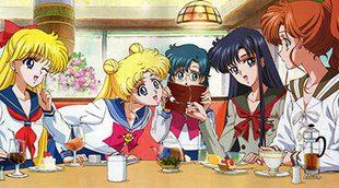 Se abren cafeterías de 'Sailor Moon' para celebrar su 25º aniversario