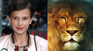 Millie Bobby Brown, ¿protagonista de 'Las Crónicas de Narnia: La silla de plata'?