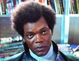 Primer vistazo a Samuel L. Jackson en el rodaje de 'Glass'