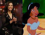 'Aladdín': Naomi Scott desvela que Jasmine será diferente en el remake y traerá a un viejo amigo