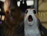 'Star Wars: Los últimos Jedi': Los Porgs bebés parecen realmente feos
