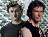 'Solo: Una historia de Star Wars': Primer posible vistazo a Alden Ehrenreich caracterizado