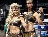 Las amazonas de 'Wonder Woman', ¿pierden ropa para 'Liga de la Justicia'?