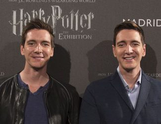 Los gemelos Weasley inauguran 'Harry Potter: The Exhibition' en Madrid