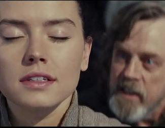 Luke y Rey protagonistas absolutos del nuevo avance de 'Los últimos Jedi'