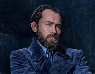 Esta es la razón por la que Jude Law fue elegido para ser Dumbledore