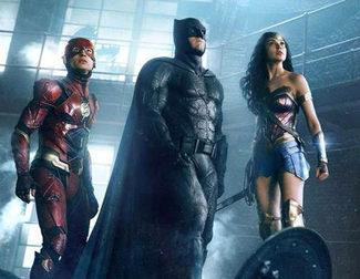 Las previsiones de taquilla de 'Liga de la Justicia' no dejan de caer