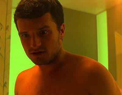 fe10dcbe52f7 El enorme miembro de Josh Hutcherson que ha dejado boquiabierto al ...