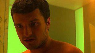 El descomunal miembro de Josh Hutcherson en 'Future Man'