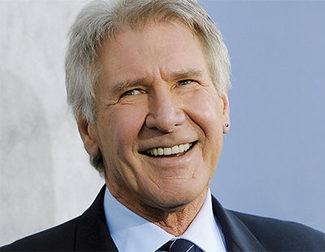 Harrison Ford salva a una mujer en un accidente de tráfico