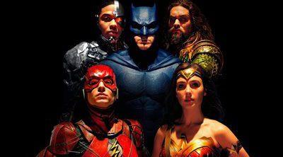 &#39;Liga de la Justicia&#39; encabeza la <span>taquilla española</span> en su estreno