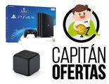 Black Friday 2017:  PS4 Pro + 'Uncharted: El Legado Perdido', Proyector portátil BenQ GS1 y las mejores ofertas tecnológicas