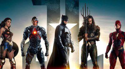 El polémico poster de 'Liga de la Justicia' asesinando a héroes de Marvel