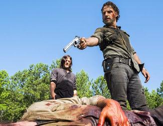 'The Walking Dead' vuelve a sufrir un bajón en la audiencia