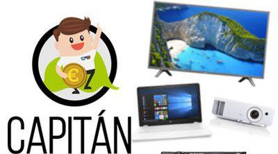 Ofertas en proyectores, televisiones, cámaras y mucho más