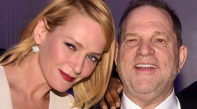 """Yo también"". Uma Thurman habla sobre Harvey Weinstein"
