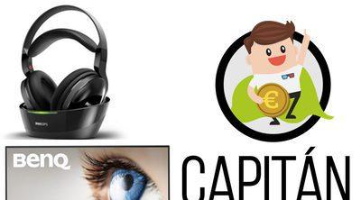 Ofertas en cámaras, microcadenas, monitores y más