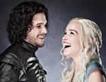 'Juego de Tronos': Emilia Clarke y Kit Harington se presentan por primera vez como protagonistas en los Globos de Oro