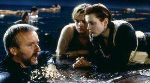 """James Cameron zanja la polémica de la tabla de 'Titanic': """"Se llama arte por algo"""""""