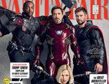 Portadas de Vanity Fair con todo el Universo Cinematográfico Marvel