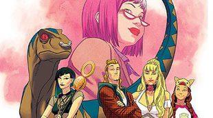 Comparación: Los personajes de 'Runaways' en el cómic y en la serie