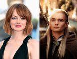 Emma Stone se convierte en Legolas para 'Maniac'