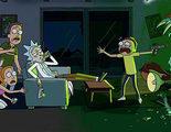 Voces famosas que han participado en 'Rick y Morty'