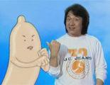Cuando Jackie Chan y un condón gigante te recomendaban que te protegieras del VIH