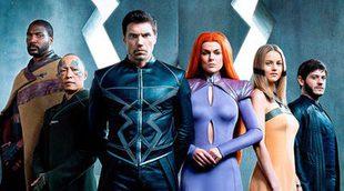 'Inhumanos' habría sido cancelada según una actriz de 'Agentes de SHIELD'