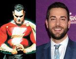 'Shazam' 'será para DC lo que 'Guardianes de la Galaxia' es para Marvel', según Zachary Levi