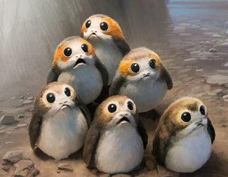 Se han creado hasta 180 criaturas nuevas para 'Star Wars: Los últimos jedi'