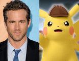 'Detective Pikachu': Ryan Reynolds pondrá voz a Pikachu en la nueva película de acción real