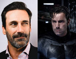 Jon Hamm podría sustituir a Ben Affleck como Batman después de 'Flashpoint'