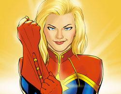 Revelada la fecha de inicio del rodaje de 'Captain Marvel'