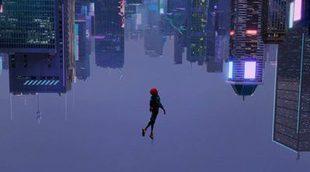 Primer tráiler de la película de animación de Spider-Man