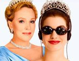 Los enchufes familiares de Anne Hathaway y más curiosidades de 'Princesa por sorpresa'