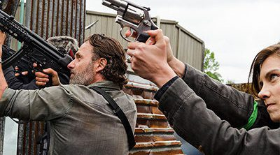 'The Walking Dead' se despide hasta febrero pinchando en las audiencias
