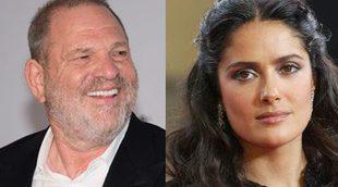Salma Hayek acusa a Harvey Weinstein de amenazarla de muerte