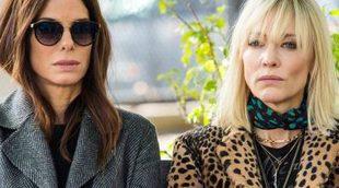Póster de 'Ocean's 8', el spin-off de 'Ocean's Eleven' con Sandra Bullock y Cate Blanchett