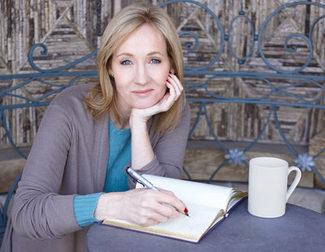 El insólito objeto sobre el que J.K. Rowling escribió por primera vez las casas de Hogwarts