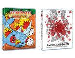 Unboxing de Navidad: Ediciones Blu-Ray ilustradas y con libretas Moleskine