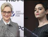 Meryl Streep responde a las críticas de Rose McGowan: 'No conocía los crímenes de Harvey Weinstein'