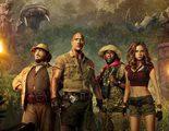 ¿Qué personaje de videojuegos elegirían los protagonistas de 'Jumanji: Bienvenidos a la jungla'?