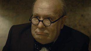 Gary Oldman es un poco correcto Churchill en este clip exclusivo de 'El instante más oscuro'